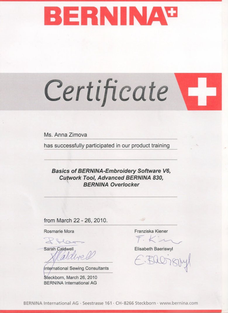 Certifikat-Bernina-software-overlocky